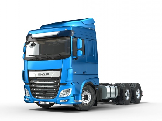 DAF FAT XF